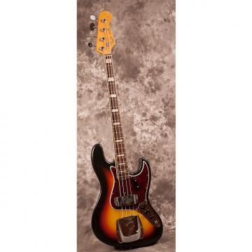 Custom Fender Jazz Bass 1966 Sunburst