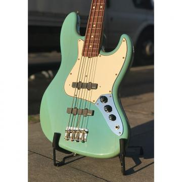 Custom Squier  JV Jazz Seafoam Green