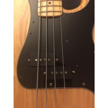 Custom Fender Precision 1977-78 Natural
