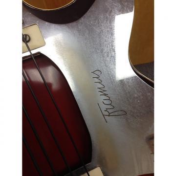 Custom Framus 5/150 Star Bass Bill Wyman