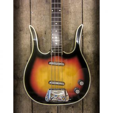 Custom 1960s Dynelectron Long Horn Bass