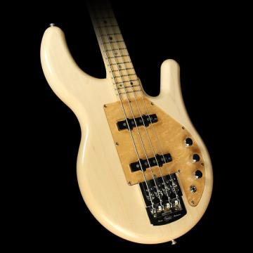 Custom Tensor Ultra Light Jazz Series 4-String Electric Bass Guitar Natural