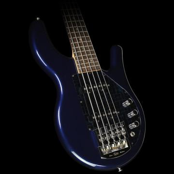 Custom Tensor Ultra Light Jazz Series 5-String Electric Bass Guitar Blue