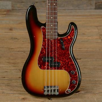 Custom Fender Precision Bass RW Sunburst 1973 (s353)