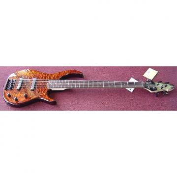 Custom Peavey Millennium 5-String Bass Tiger Eye Finish Model # 00532490