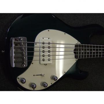 Custom Musicman StingRay 5 H 2006 See Thru Green
