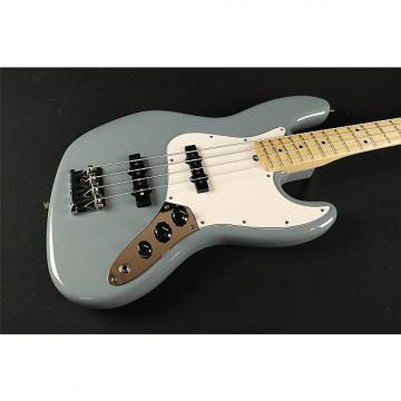 Custom Fender American Pro Jazz Bass - Maple Fingerboard - Sonic Gray (338)