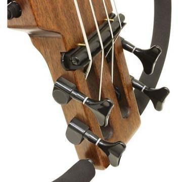 Custom ARIA Soloette Soloette Travel Bass Mahogany/ Maple