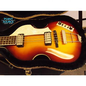 Custom Hofner HCT-500/1-SB Beatle Bass