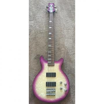 Custom Daisy Rock Stardust Elite Violet Burst