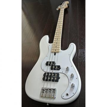 Custom Maruszczyk Instruments - JAKE 4p - 4 String Bass in White - NEW - Authorized North American dealer