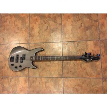 Custom Peavey Foundation S Precision Jazz Electric Bass Guitar RARE Gray USA