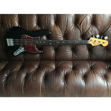 Custom Fender American Fretless Jazz Bass Seymour Duncan custom weather report pick ups 2007 Black