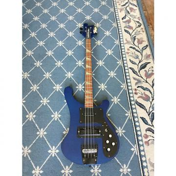 Custom Rickenbacker 4003 Bass Guitar 1986 Midnight Blue