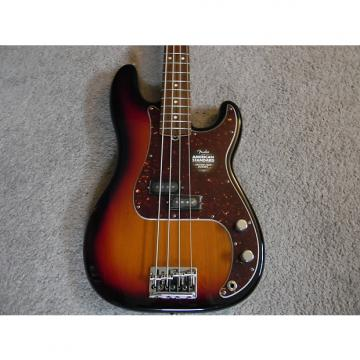 Custom 2015 Fender American Standard P-Bass Three Tone Sunburst 100% Mint/Unplayed Condition!