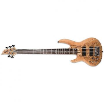 Custom Esp/Ltd B 205 Sm Lh Natural Satin   Lb205 Smnslh