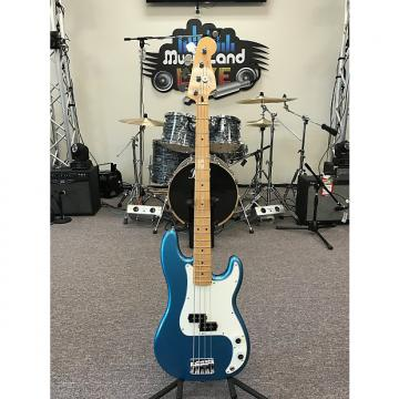 Custom Fender Standard Precision Bass 2011 Lake Placid Blue