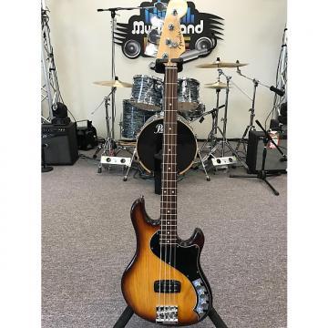 Custom Fender American Deluxe Dimension Bass IV H 2013 Violin Burst