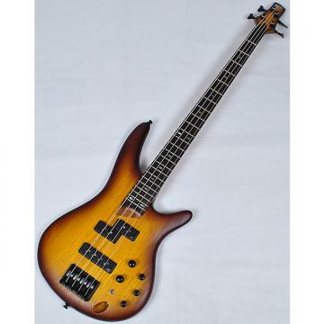 Custom Ibanez SR650-BBF SR Series Electric Bass in Brown Burst Flat Finish