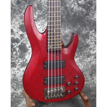 Custom Exc. used LTD B-335SR 5-string electric bass w/ HC