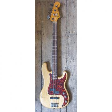 Custom 1973 FENDER PRECISION BASS NATURAL P-BASS