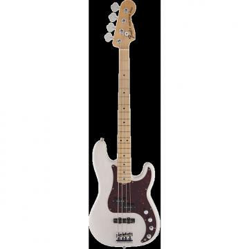 Custom Fender American Deluxe Precision Bass Ash Maple White Blonde