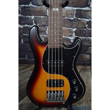 Custom 2014 Gibson EB Bass Guitar 5 String Fireburst, MINT w/OHSC
