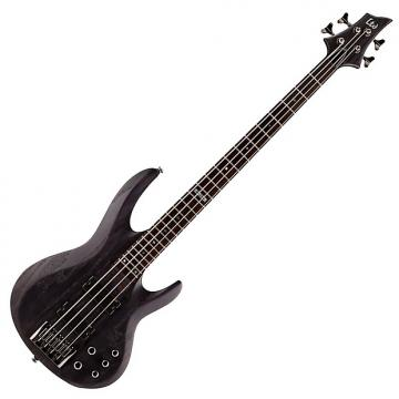 Custom ESP LTD B-334 Electric Bass in Satin Black B-Stock