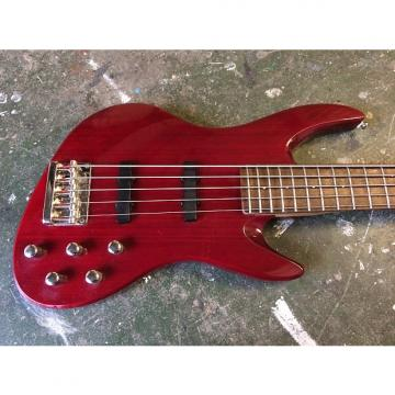 Custom Dearmond Pilot V Active 5 String Bass Guitar Made in Korea