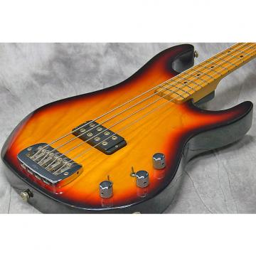 Custom G&L Climax Bass 3 Tone Sunburst