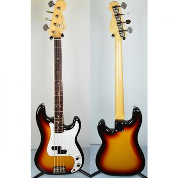 Custom Fender precision bass 1999 3-Color Sunburst
