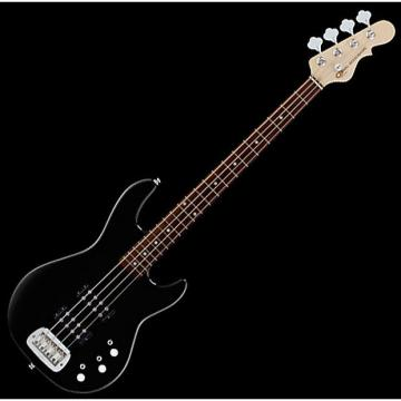 Custom G&L Tribute L-2000 Bass Guitar in Gloss Black