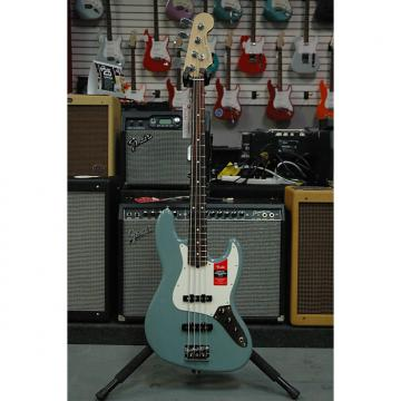 Custom Fender American Professional Jazz Bass 2017 Sonic Gray/Blue