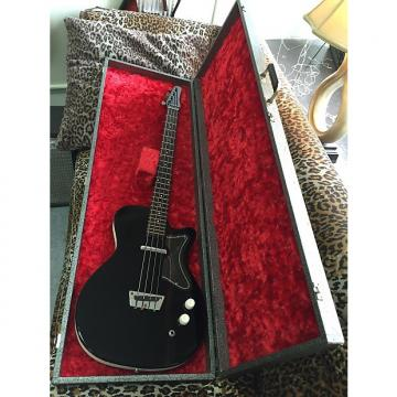 Custom Silvertone 1444 Bass 1965 original case- headstock repair