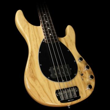 Custom Ernie Ball Music Man Sterling Electric Bass Guitar Natural