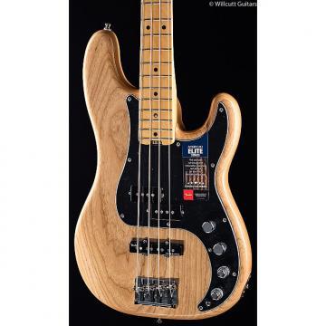 Custom Fender American Elite Precision Bass Natural (386)