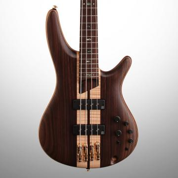 Custom Ibanez SR1800E SR Premium Electric Bass, Natural Flat