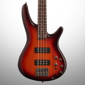 Custom Ibanez SR370E Electric Bass, Brown Burst
