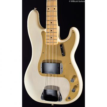 Custom Fender American Vintage '58 Precision Bass White Blonde (481)