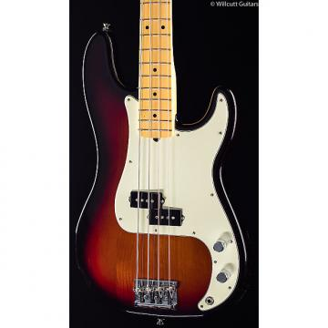 Custom Fender American Pro Professional Precision Bass 3-Tone Sunburst Maple (603)