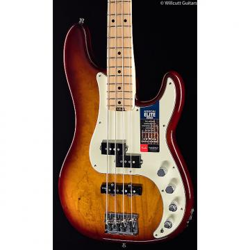 Custom Fender American Elite Precision Bass Tobacco Sunburst (306)