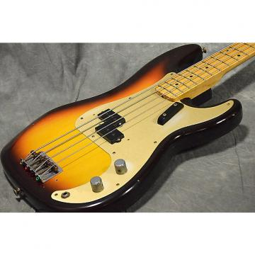 Custom Fender USA 1959 Precision Bass Relic 3-Color Sunburst