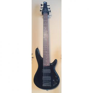 Custom Ibanez SR-406 Black