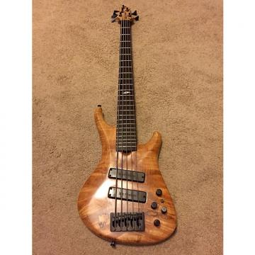Custom Roscoe LG 3005 Custom 5 2007 Gloss Spalted Flamed Maple