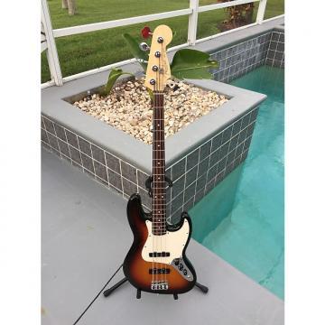 Custom Fender American Jazz Bass 2007 Sunburst