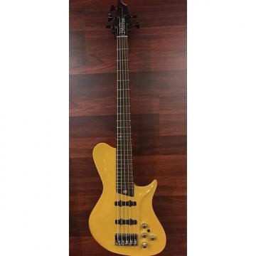 Custom Warrior Isabella 2015 TV Yellow