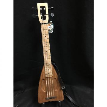 Custom Magic Fluke Solid Body Electric Bass w/ Bag, Fretted