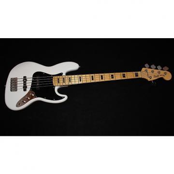 Custom Fender Squier Vintage Modified Jazz Bass V 5-String Electric Bass Guitar