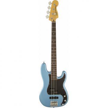 Custom Squier Vintage Modified P-Bass PJ Lake Placid Blue
