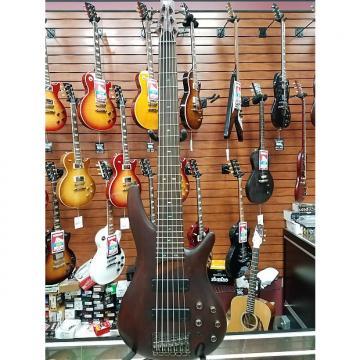 Custom SR506BM Soundgear 6-String Bass, Brown